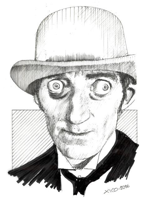 Marty Feldman por FCARLOS